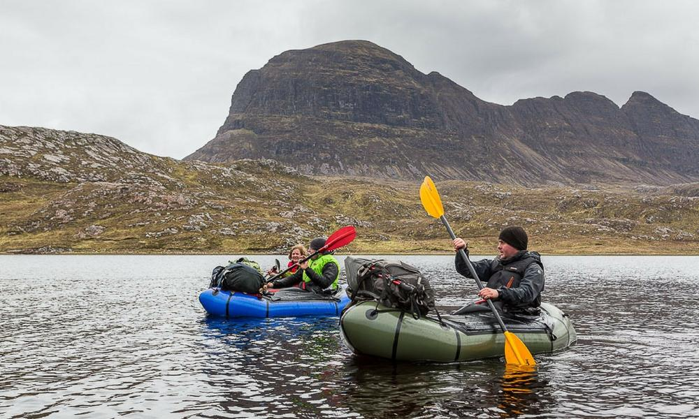 Packrafting Expedition | Boundry Waters