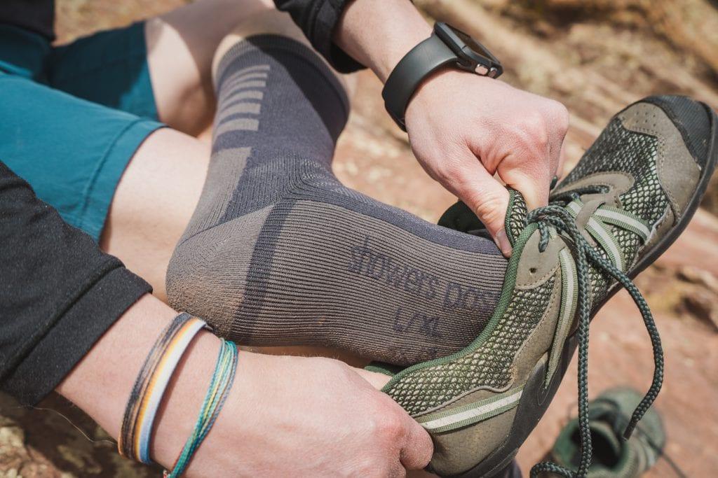 Showers Pass Lightweight Waterproof Crosspoint Classic Socks