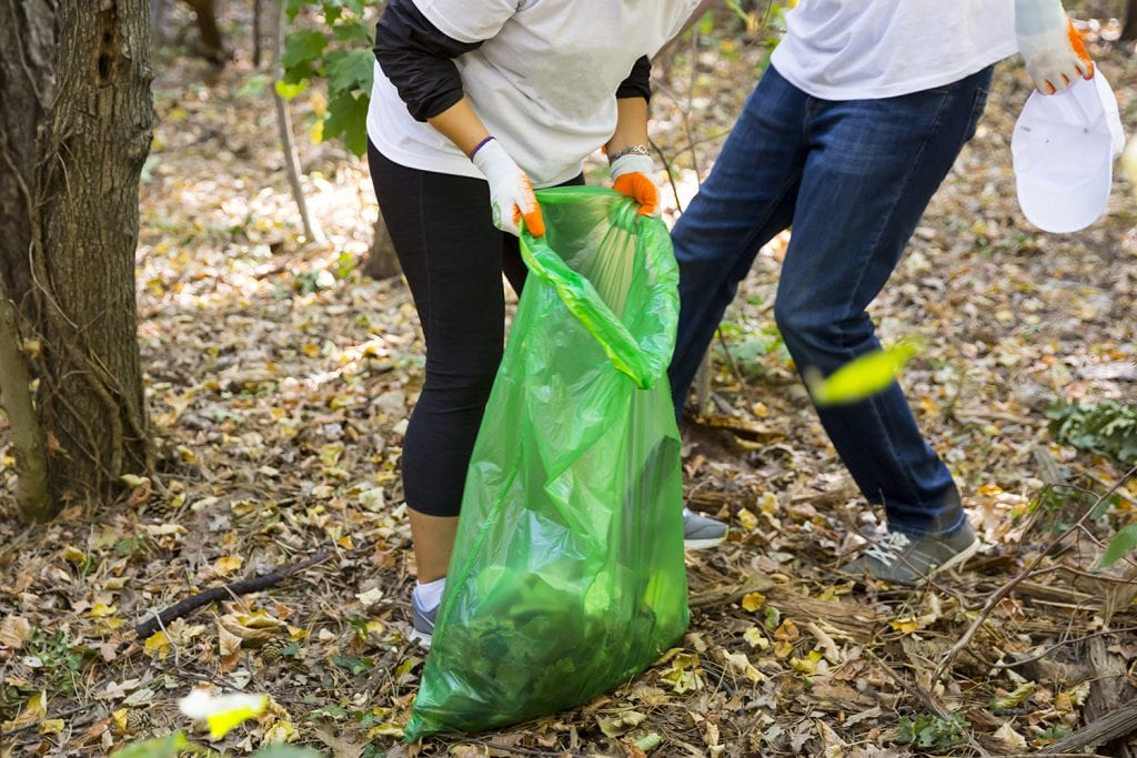 Earth Day Clean up 2019 Boulder with Huck Adventures