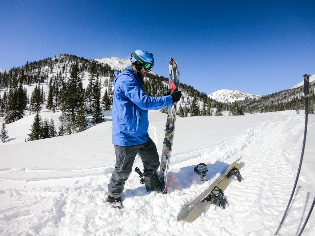 Splitboard review with Sean from Engearment.com